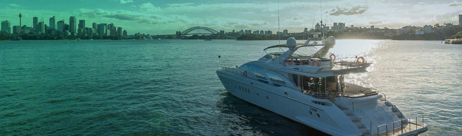 sydney harbour boat charter