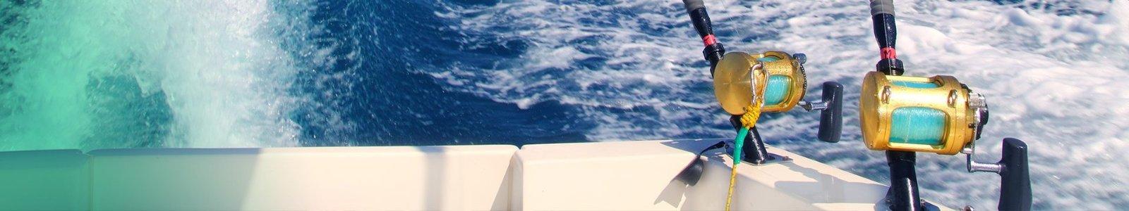 fishing boat hire