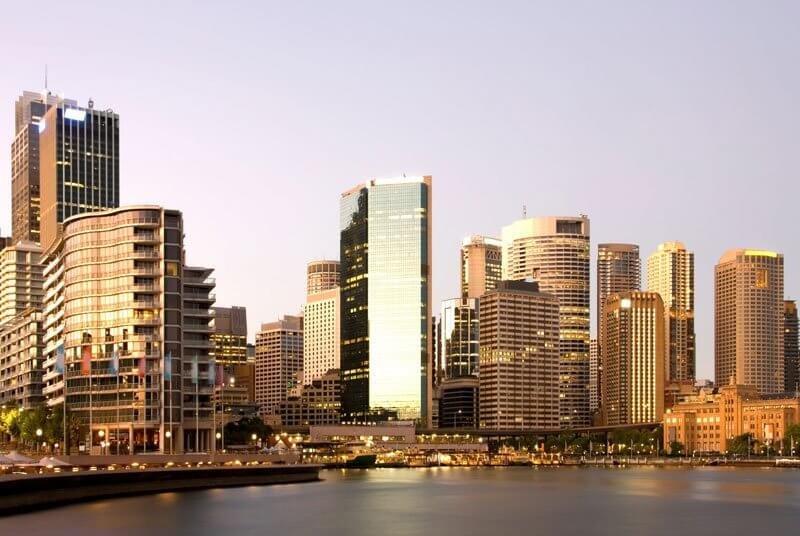 Circular Quay, Sydney, Australia,