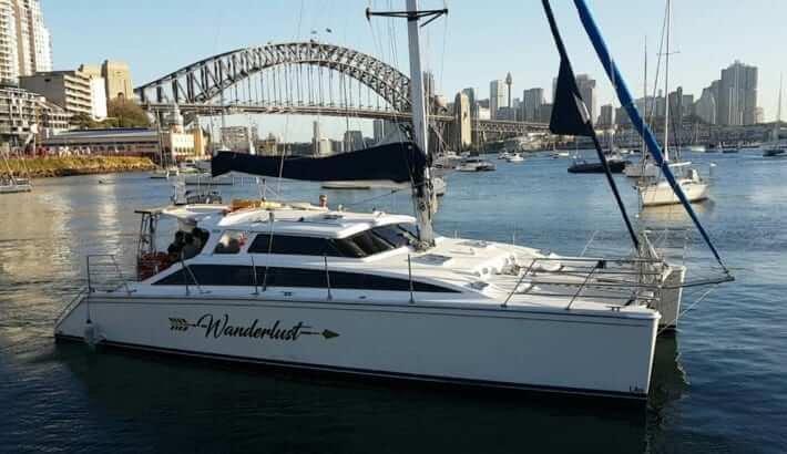 Sydney Catamaran Cruises
