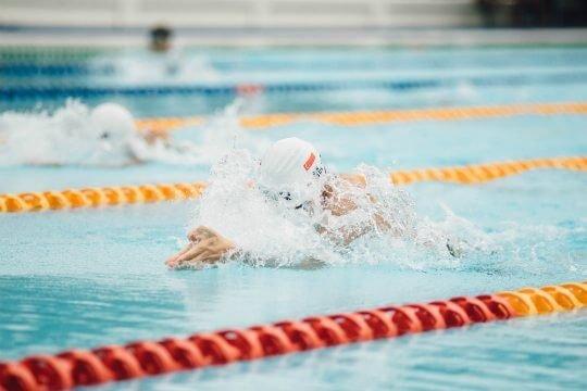 swimming at olympics