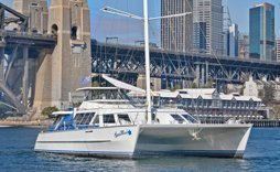 aussie magic boat sydney harbour
