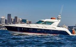 inception boat sydney harbour