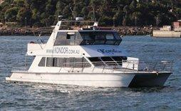 kondor boat sydney harbour