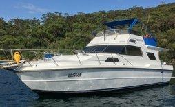 mayfair boat sydney harbour