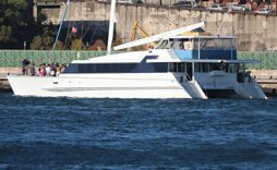 Aussie Legend large catamaran