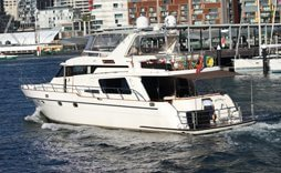 Enigma Luxury boat hire sydney