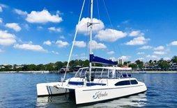 Kirralee small catamaran