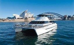 Morpheus luxury catamaran
