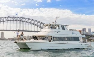 fleetwing boat charter sydney harbour