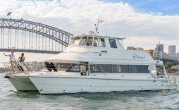 fleetwing boat sydney harbour