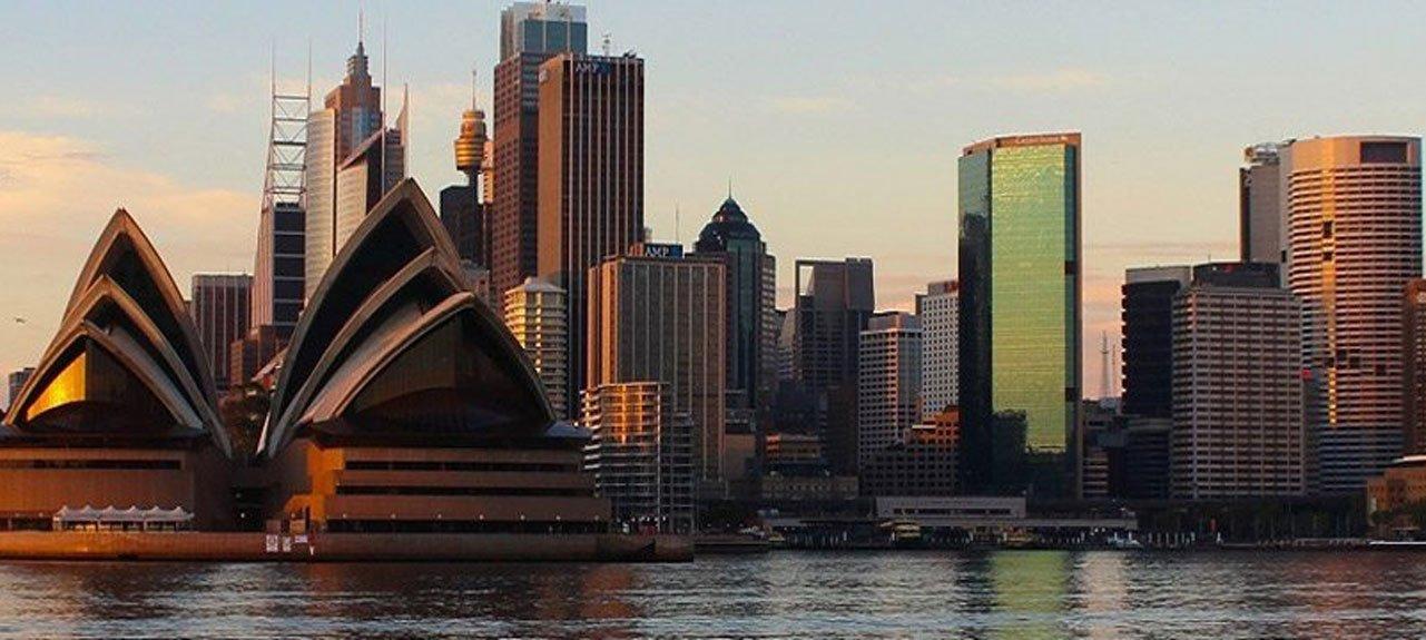 sightseeing cruise sydney