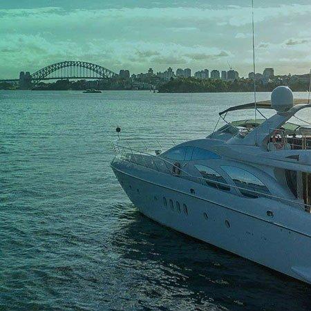 sydney harbour boat embark